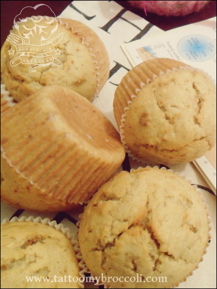Leftover Muesli & Rye BreakfastMuffins