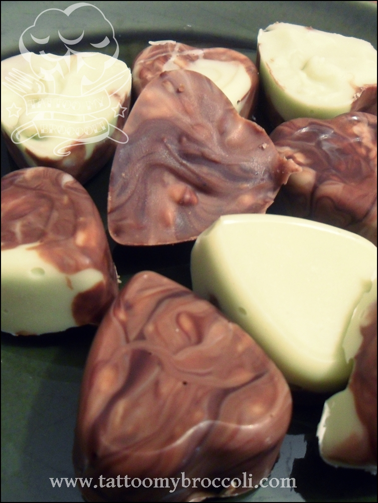 Refreshing Peppermint Chocolates