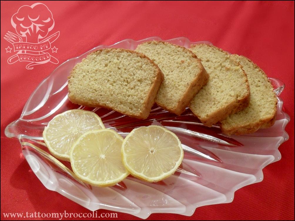 Sunny Lemon Pound CakeLoaf