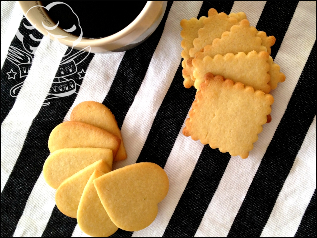 Amazing Cut-Out Butter Cookies